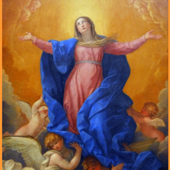Assumption of the Blessed Virgin Mary - 8:00 a.m. Mass