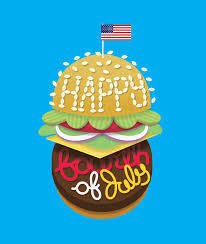 Independence Day Hamburger Lunch - July 3rd