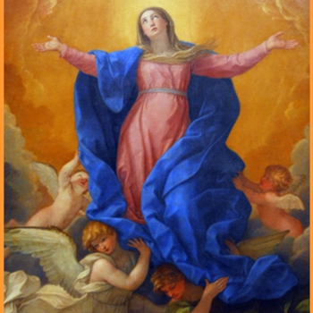 Assumption of the Blessed Virgin Mary Mass