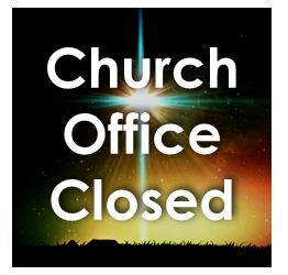 Parish Office Closed: Dec. 23 thru Jan. 3