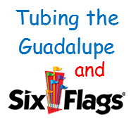 Tubing the Guadalupe & Six Flags Fiesta Texas for HS Youth Ministry