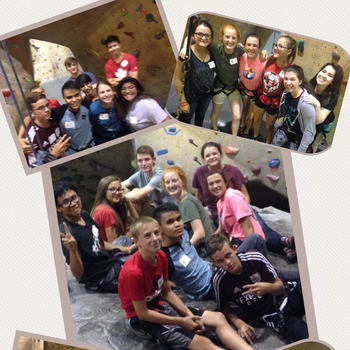 Lock-In at Boulders