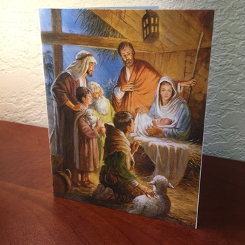 Clerical Endowment Fund Christmas Cards