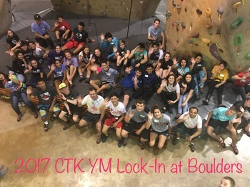 Lock In at Boulders