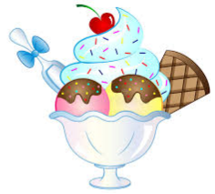 Ice Cream Sundae Fundraiser