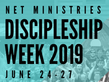 Discipleship Week '19