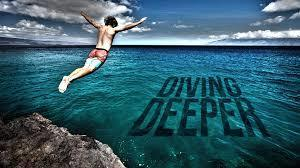 No Dive Deeper this week - Happy Thanksgiving