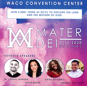 DCYC - Diocesan Catholic Youth Conference