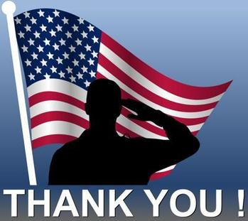 In honor of the Veterans Day Holiday - Parish Office Closed