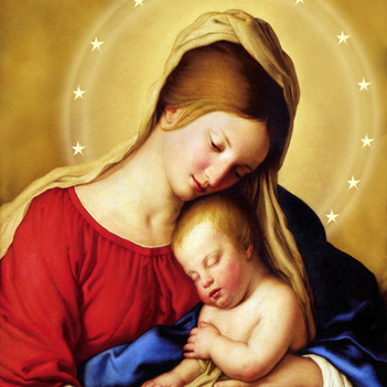 Mary, Mother of God - Holy Day of Obligation