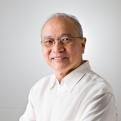 Deacon Willy Agbayani
