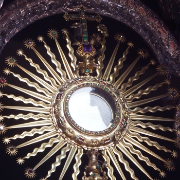 Feast of Corpus Christi: All Night Adoration of the Blessed Sacrament
