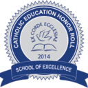 2014 Catholic Education Honor Roll School of Excellence