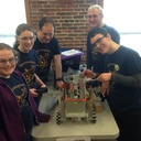 Quantum Grace earns 2nd place at Robotics Competition