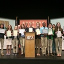 Students Earn Latin Awards