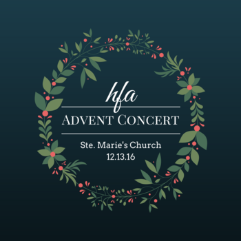 Cancelled-Advent Concert