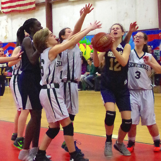 Lady Griffins earn their 5th win of the season