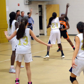 JV Lady Griffins Fall Just Short of a Win