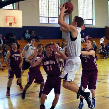 HFA Men's Basketball lose a heartbreaker!