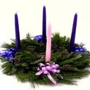 Order your Topiary Advent Wreath