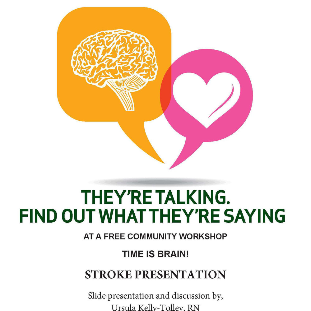 Stroke Presentation at St Mary's Los Gatos