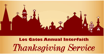 Thanksgiving Interfaith Service