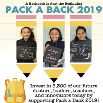 Pack A Back 2019