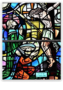 Stations of the Cross at St. Mary