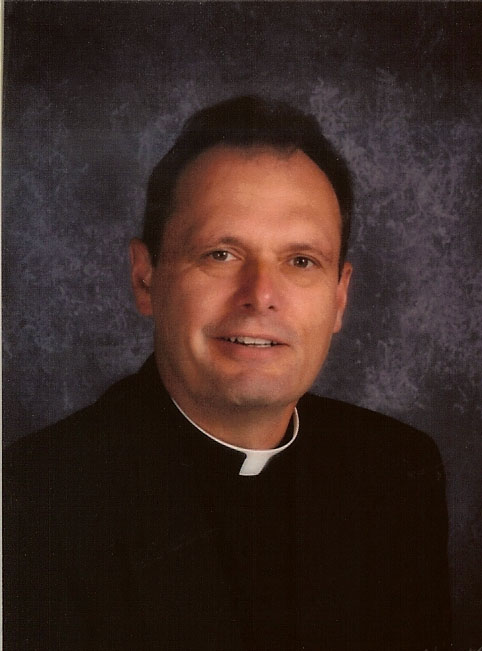 Fr. Rick Rodoni, Pastor, St. Mary Church, Los Gatos