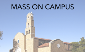 Mass on Campus