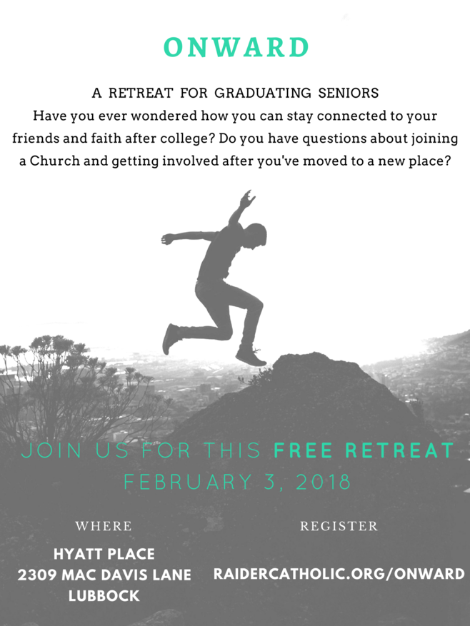 Onward Senior Retreat