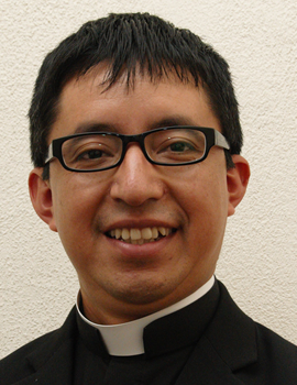 Deacon Nico to soon receive the Sacrament of Holy Orders