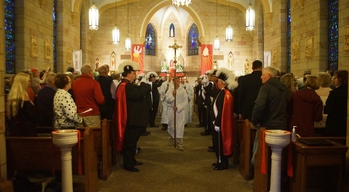 Altar server training for youth offered Sunday