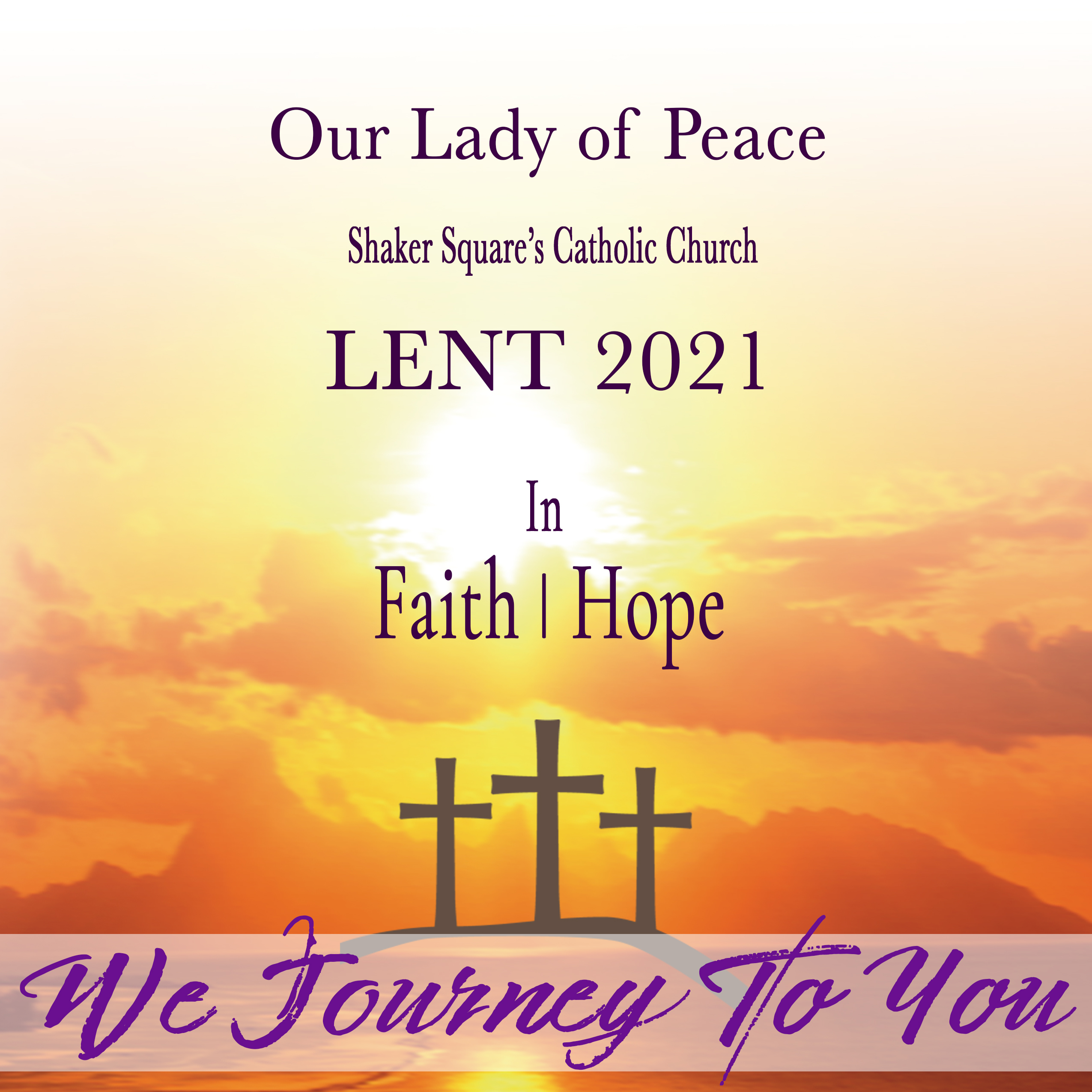 Join us for Lent