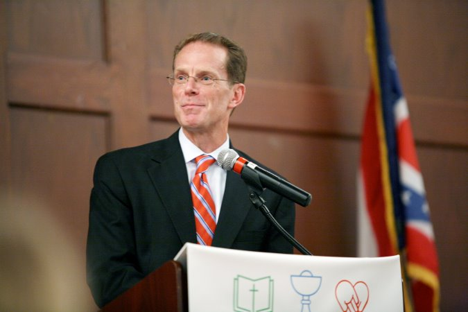 Geoffrey Mearns is Northern Kentucky U President