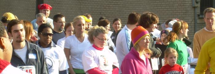 Ninth Annual Run For Peace