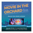 Movie in the Orchard