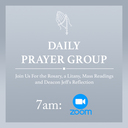 Daily Prayer Group on ZOOM
