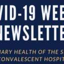 COVID  SPECIAL EDITION NEWSLETTER