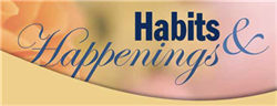 Summer 2017 Habits and Happenings Newsletter