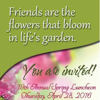 100 Club Spring Luncheon, Apr 28