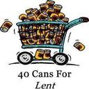 40 Cans of Lent