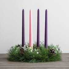 Advent Wreath-Making