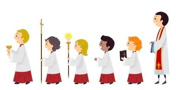 Altar Server Review & Training Sessions
