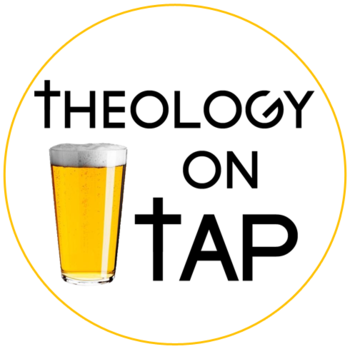 Theology on Tap CANCELLED due to inclement weather!!!