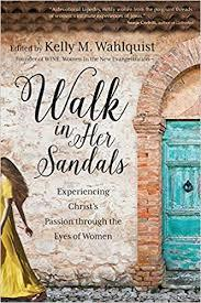 Women at the Well-Walk in Her Sandals