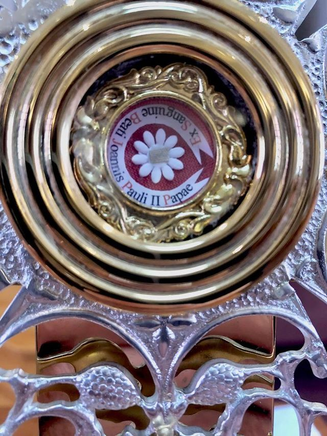 First Class Relic of St. John Paul II