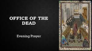 Office of the Dead Prayer Service