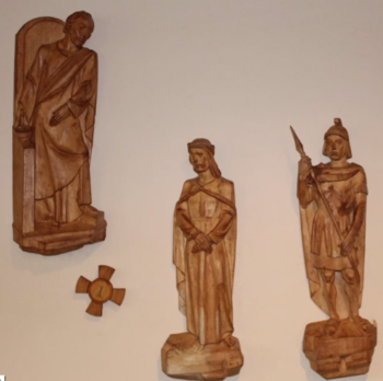 Stations of the Cross at St. Bartholomew