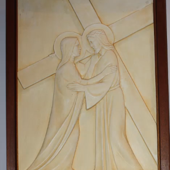 Stations of the Cross at St. Max